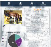http://www.chessdom.com/asian-continental-chess-2016-live/