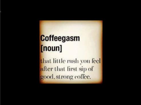 coffeegasms