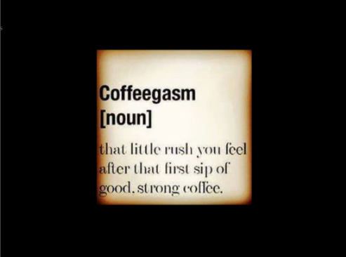 coffeegasms