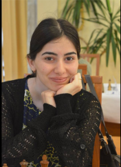 Armenian Grandmaster Lilit Mkrtchian https://www.facebook.com/FRSah.ro/