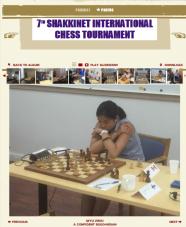 Canadian Zhou Qiyu is gaining valuable experience in his first Grandmaster tournament! http://www.saunalahti.fi/~tktekno/7siPod/Photos.html#11