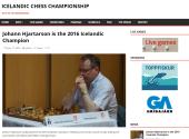 http://icelandicchesschampionship.com/johann-hjartarson-is-the-2016-icelandic-champion/