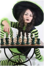 The lovely grandmaster Alexandra Kosteniuk