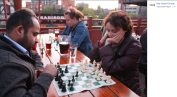 Cold Beer, cold spring, hot chick. Who cares if you lose, right? https://www.facebook.com/PubChessToronto/photos/pb.1564094657191178.-2207520000.1464929520./1696977737236202/?type=3&theater