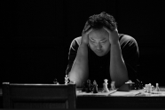 Bator Sambuev has been living in Canada for about a decade now. He is Canada's most active grandmaster, has won virtually every tournament in Canada.