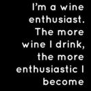 Wine philosophy!