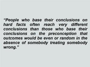 preconceptions