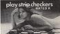 Strip Checkers, Vintage Ad, Penthouse - November 1973