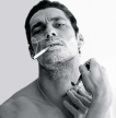 Morning Shave. It is the only time of day that I take a smoke....Ok, its not really me. David Gandy https://www.murdocklondon.com/themurdockman/tag/david-gandy/