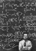 Richard Feynman. In English, please!