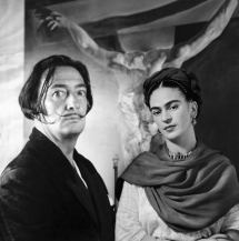 Dali and Frida.