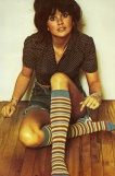 Linda Ronstadt. Hot 1970-ish superstar
